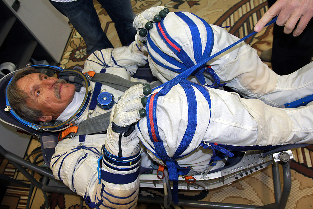 Sokol Space Suit
